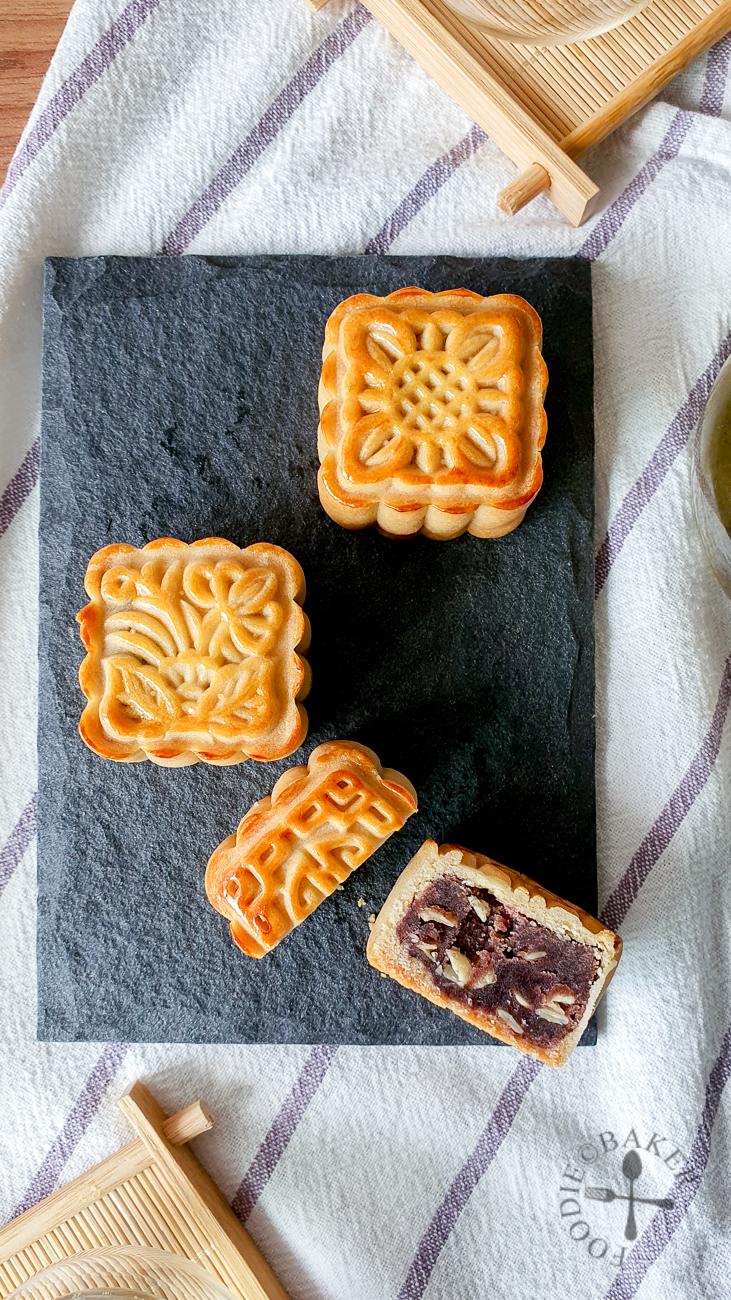 Traditional Baked Mooncake