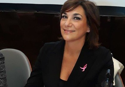 Linda Catucci Komen Puglia (1)