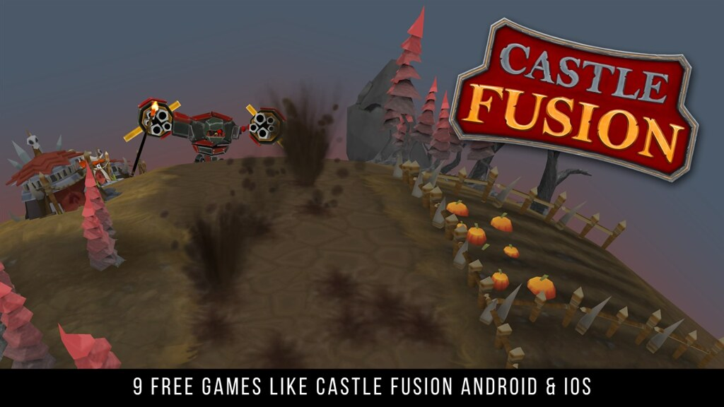 9 Free Games Like Castle Fusion Android & iOS
