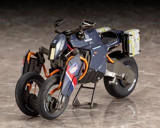 輕鬆帥氣越過障礙!壽屋《死亡擱淺》倒三輪摩托車 組裝模型