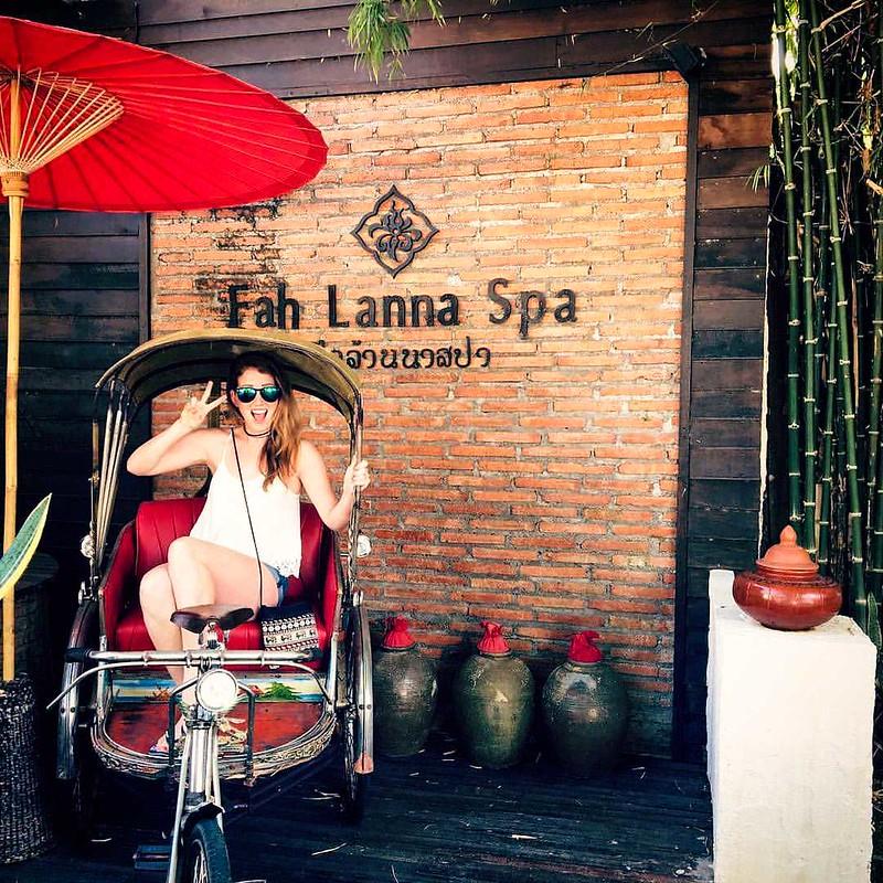 Fah Lanna Spa (Chiang Mai, Thailand)