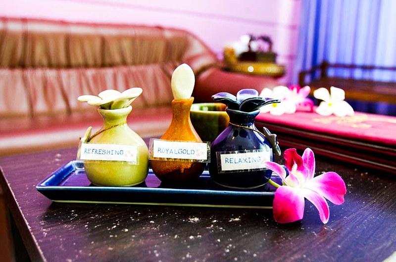 Lapas Massage (Chiang Mai, Thailand)