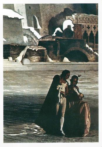 Donald Sutherland in Il Casanova di Federico Fellini  (1976)
