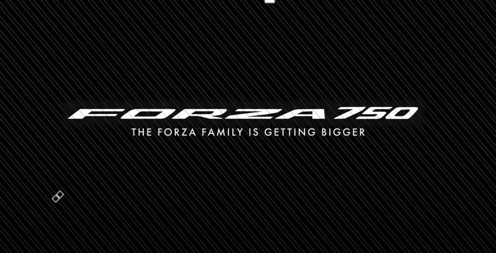 Honda Forza 750 TVC