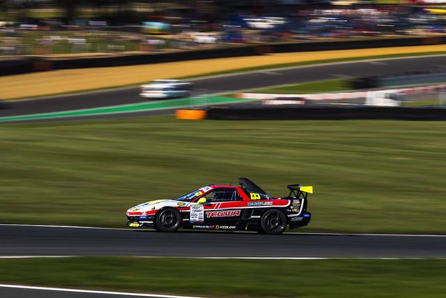 Honda NSX - Time Attack - Brands Hatch