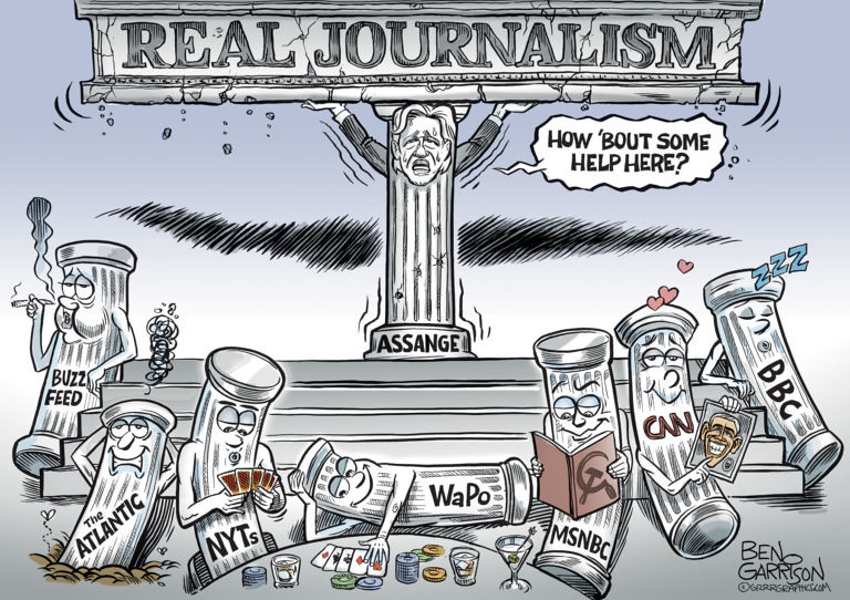 Assange - Real Journalism
