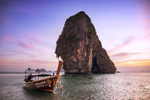 Railay Postcard