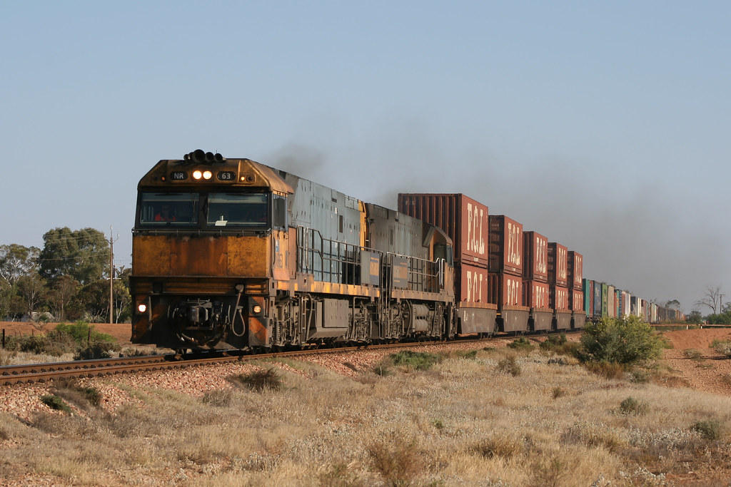FCL loading for Parkes by David Arnold