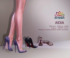 [Sheba] Aidia Heels  @Sense Event