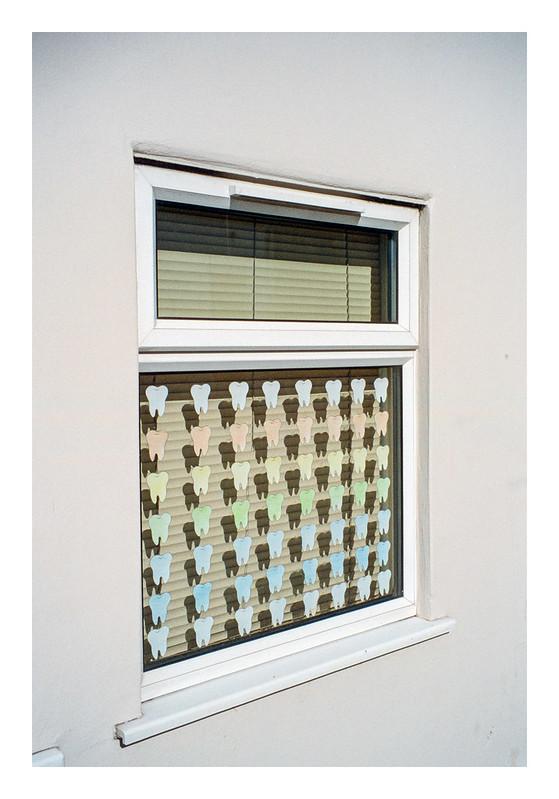 Dentist's window
