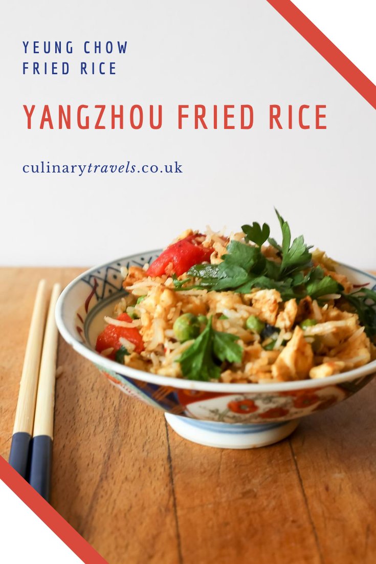 Yangzhou Fried Rice AKA Yeung Chow Fried Rice, a Quick & Easy Recipe This Yangzhou Fried Rice recipe AKA Yeung Chow Fried Rice is a takeout menu staple. This homemade version is fragrant and delicious!