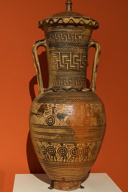 LGP Attic amphora – XX
