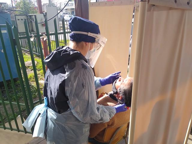 Cesfam de Coltauco ha realizado m�s de mil PCR gratuitos a vecinos de la comuna