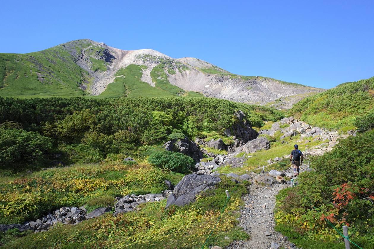 【北アルプス】乗鞍岳 三本滝コース 日帰り登山