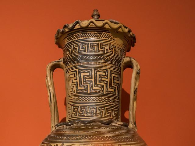 LGP Attic amphora – XXI