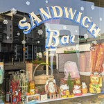 Not a sandwich bar anymore