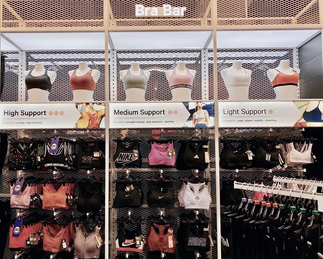 Sports Direct  Bra Bar