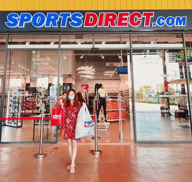 Sports Direct Opening at Sunway Big Box Johor