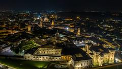 Mantova by night