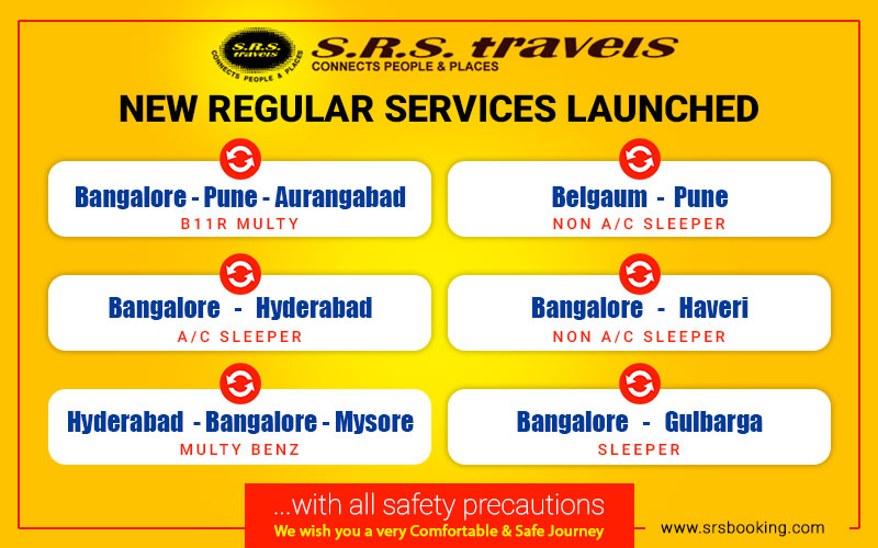 SRS Travels and Logistics Private Limited-Responsive PopUp  Banner