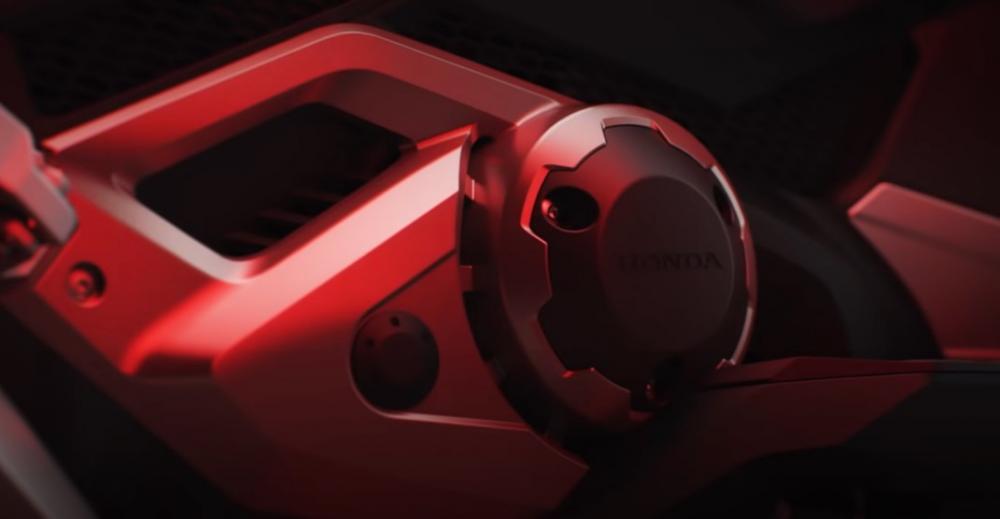 Honda Forza 750 Engine