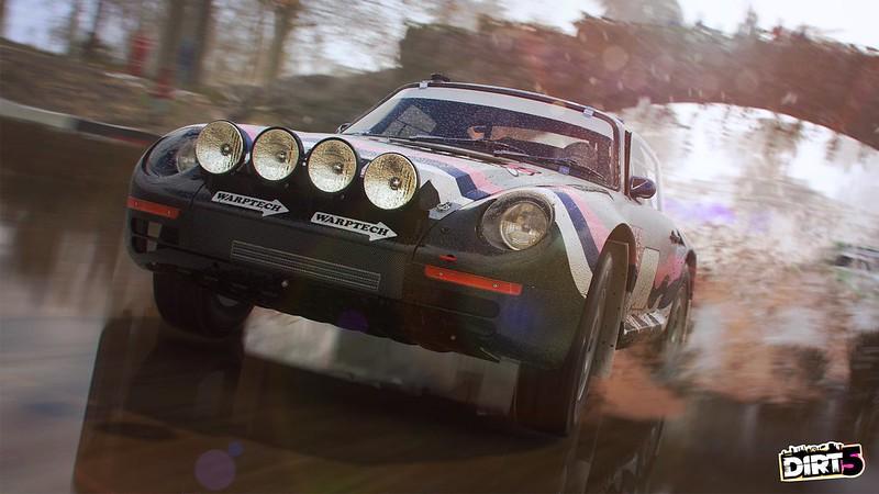 Dirt 5 Porsche