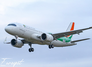 F-WWIG Airbus A320 Neo Air Côte d'Ivoire