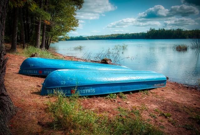 Lost Canoe Lake