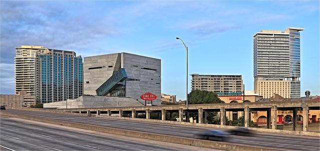 Environs of Perot Museum