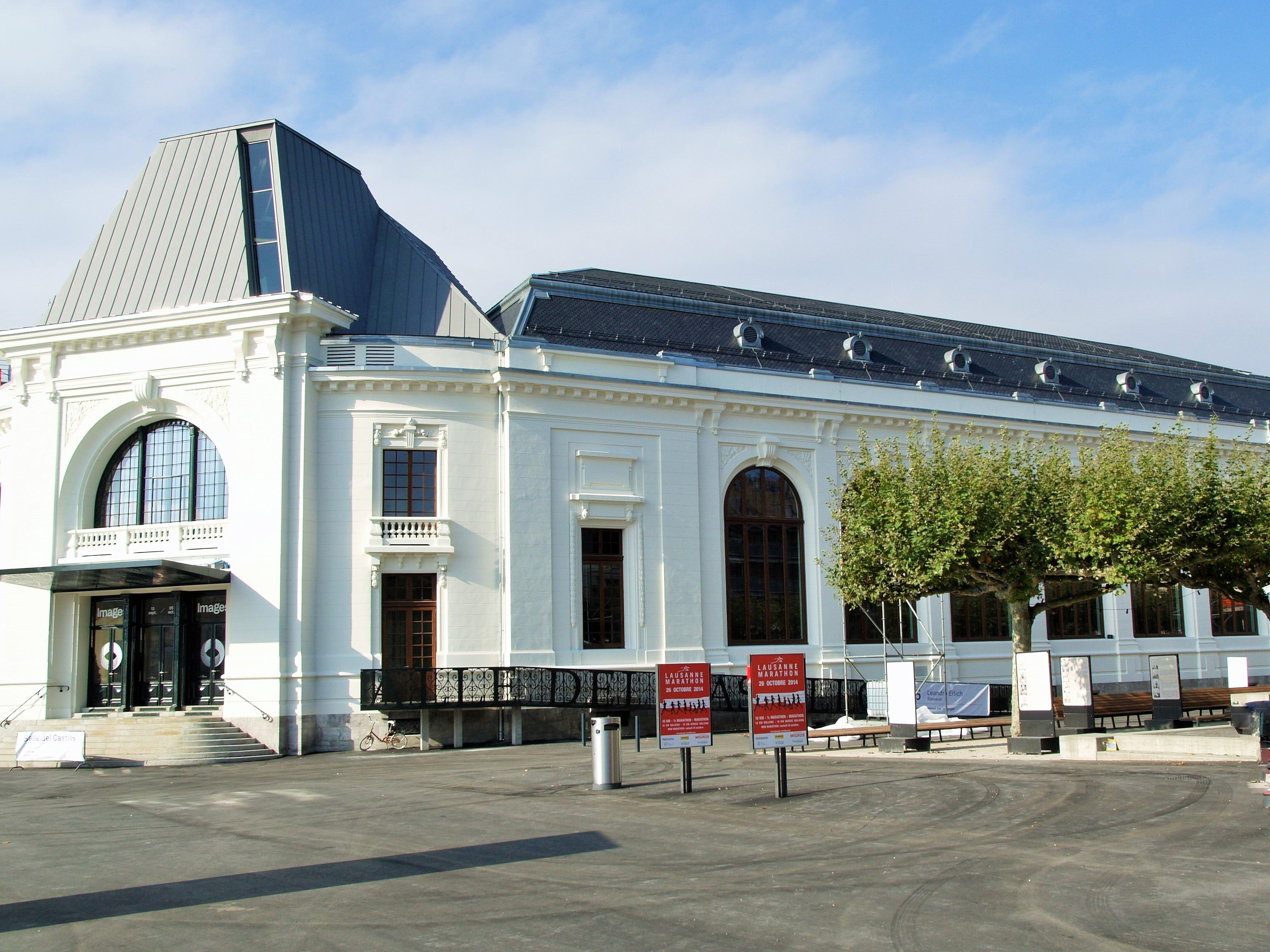 2015 Vevey, Salle del Castillo