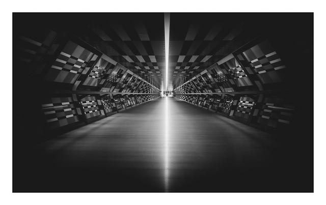 Adams Plaza Bridge (in Explore)