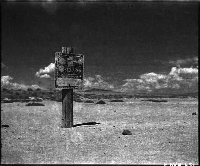 Near Promontory, Utah