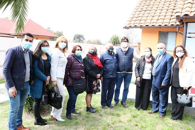 En Coltauco se dio el vamos oficial al primer Centro de Di�lisis Municipal del pa�s