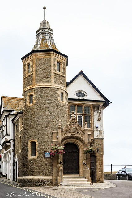 The Guildhall, Lyme Regis