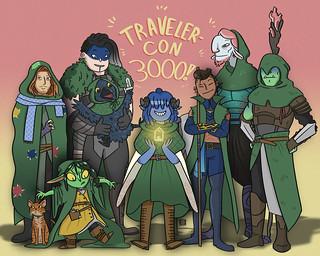 Travelercon