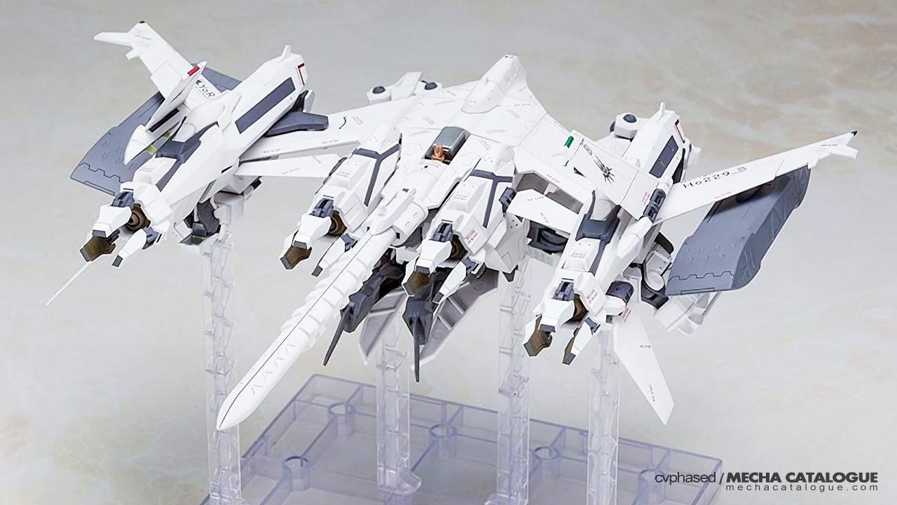 "Interesting Kit, Not Interesting Price: ""Nier: Automata"" PK Flight Unit Ho220 Type-B & 2B (Yorha No.2 Type B)"