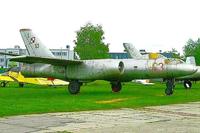 53   ILYUSHIN IL-28U  ex Polish AF