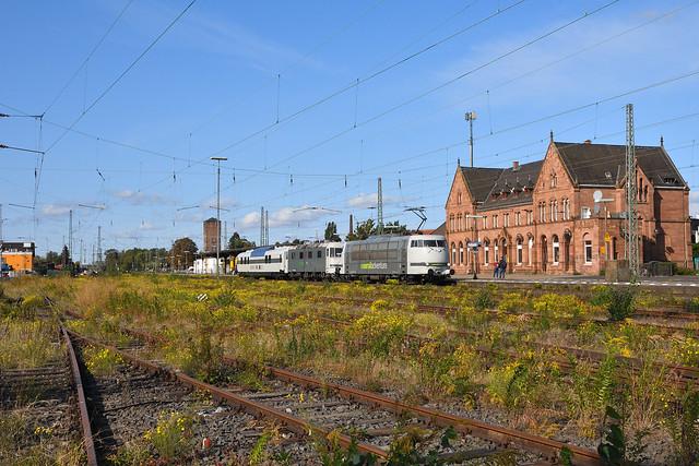 RailAdventure 103 222 Gelnhausen
