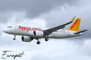 F-WWBD Airbus A320 Neo Pegasus