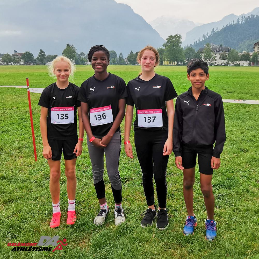 Finale suisse 2020 Sprint