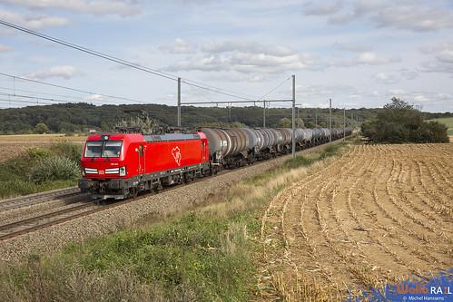 193 341 . DB Cargo . E 47070 . Warsage . 24.09.20.