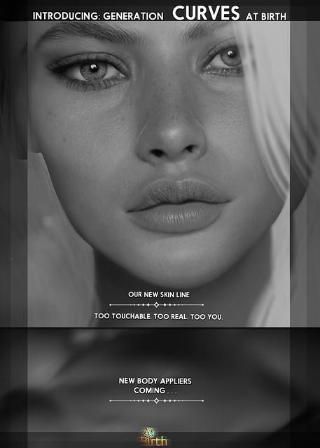 -Birth- New Skin Generation Advert