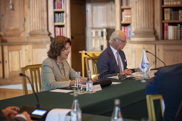 Bijeenkomst van de partneradviesraad van het Global Child Forum (2020)