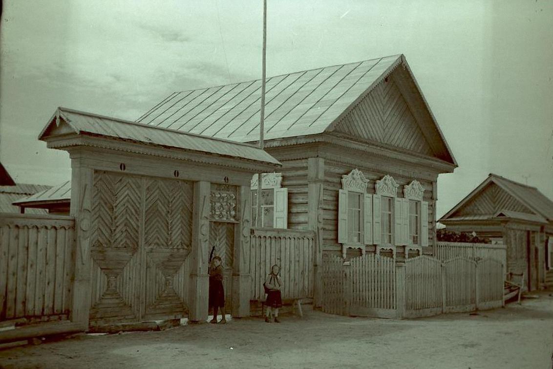Жилой дом. Баргузинский р-он, с. Бошарово.