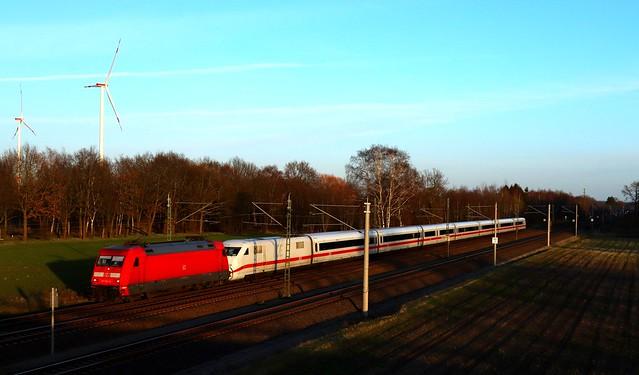 DB Fernverkehr 101 024-8