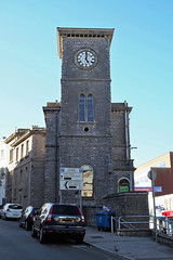 The Od Town Hall, Torquay, UK