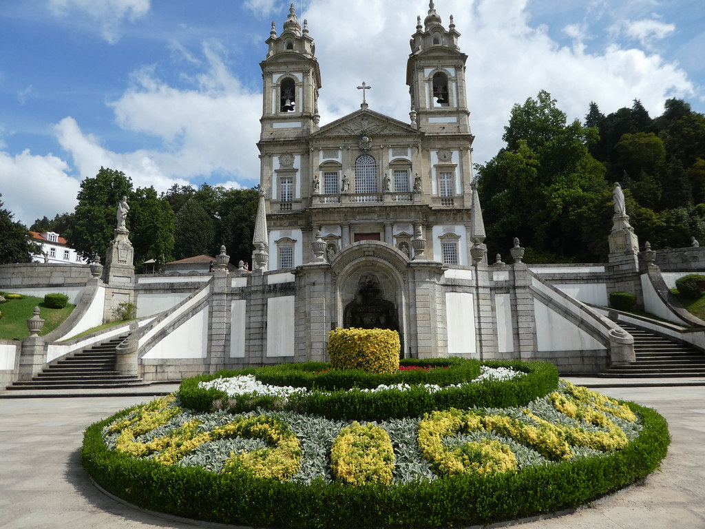 The Sanctuary of Bom Jesus, Braga