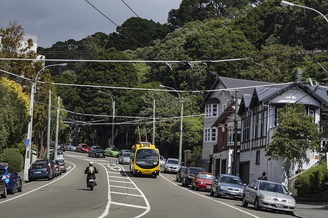 Wellington - Brooklyn Road
