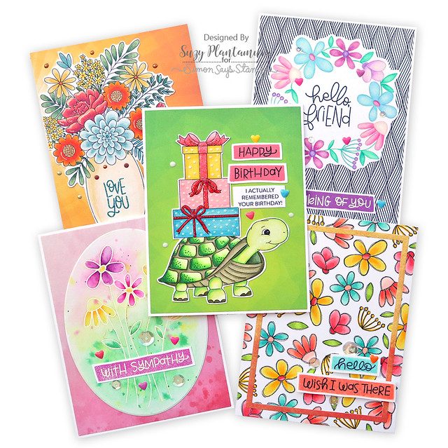 SE Card Kit Cards Together