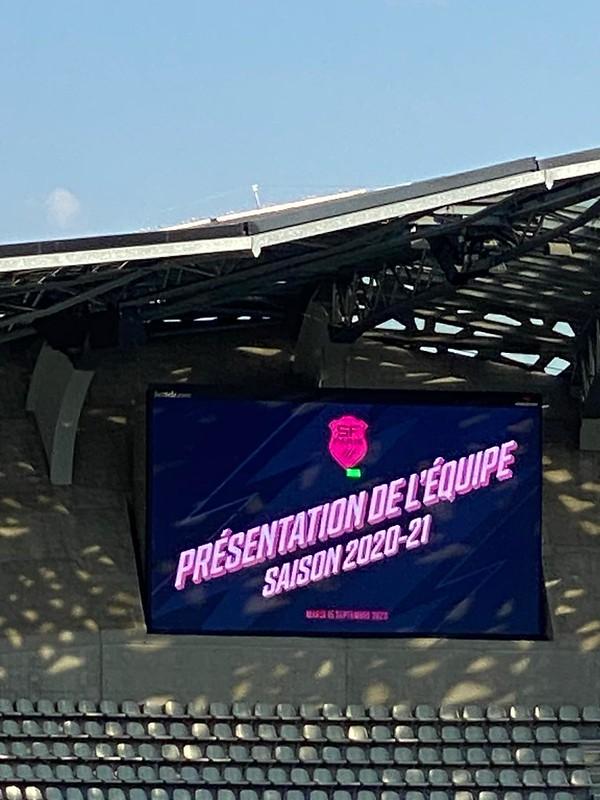 Présentation joueurs - 16 septembre 2020